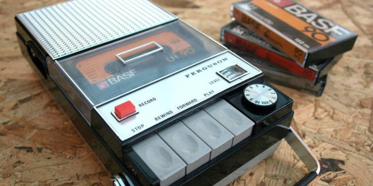 Escucha música de Spotify con cassettes gracias a Raspberry Pi