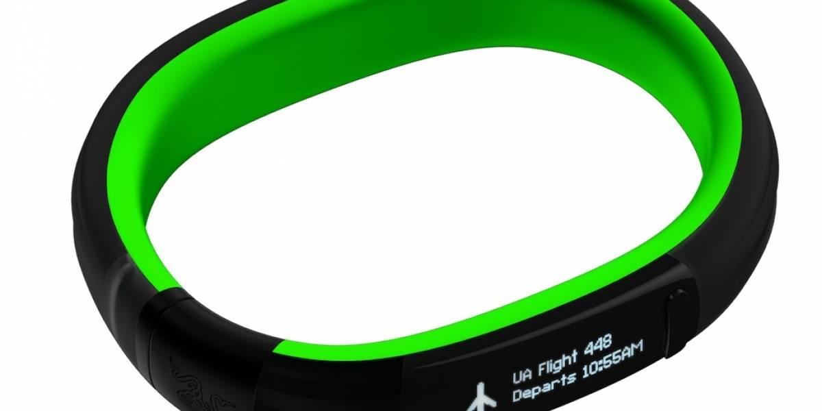 Nabu: La pulsera inteligente de Razer #CES2014