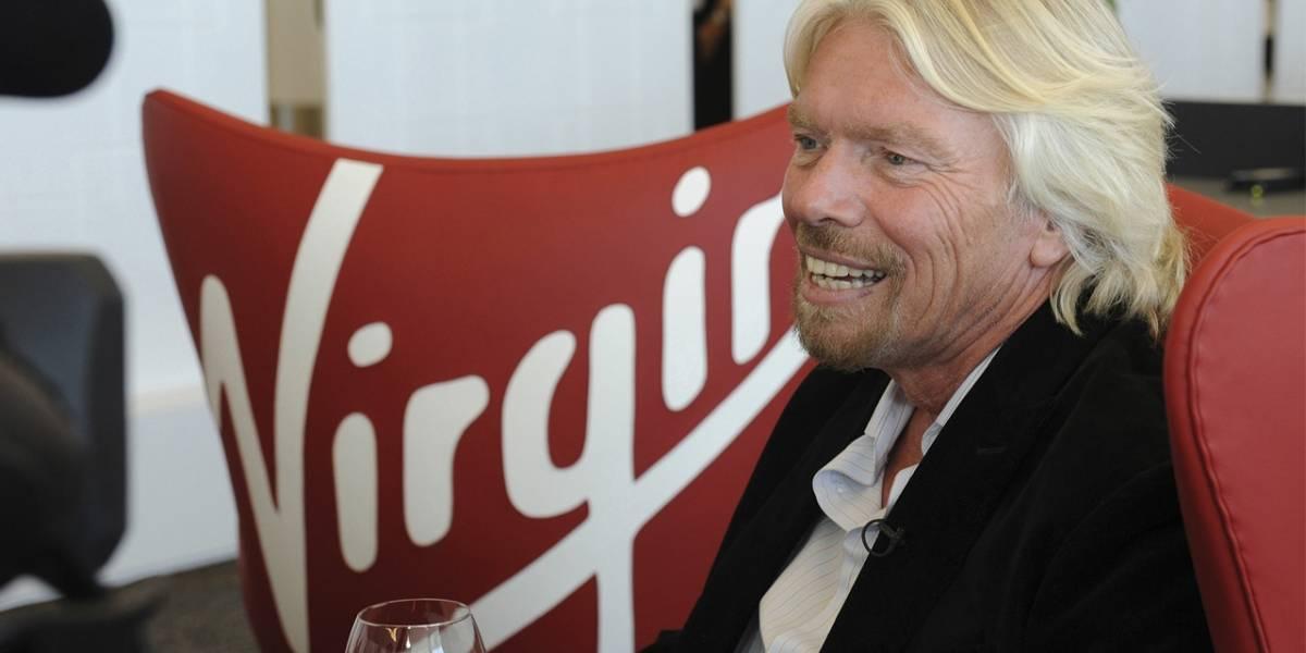 Richard Branson anticipa automóviles eléctricos Virgin para competir con Tesla