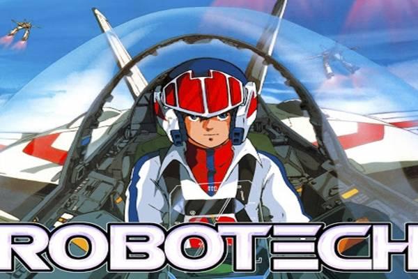 Robotech Serie Completa Latino por Mega