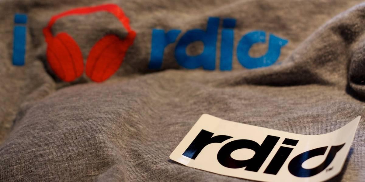 Rdio lanza un nuevo servicio de descargas y música por streaming