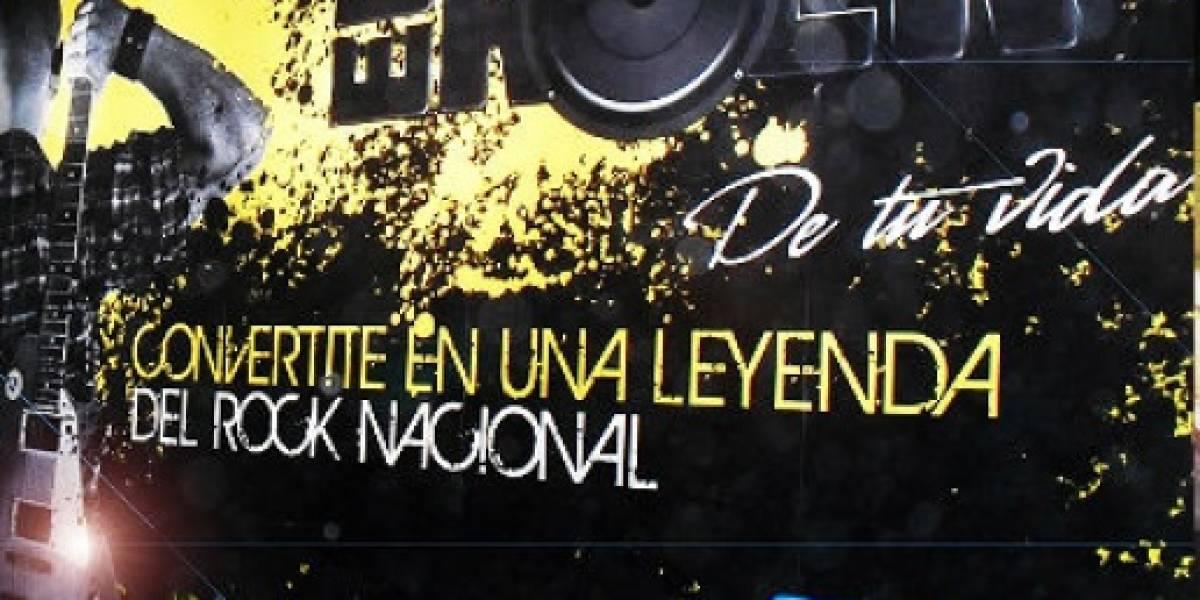 """El Rock de tu Vida: Un """"Rock Band"""" con canciones de artistas argentinos"""
