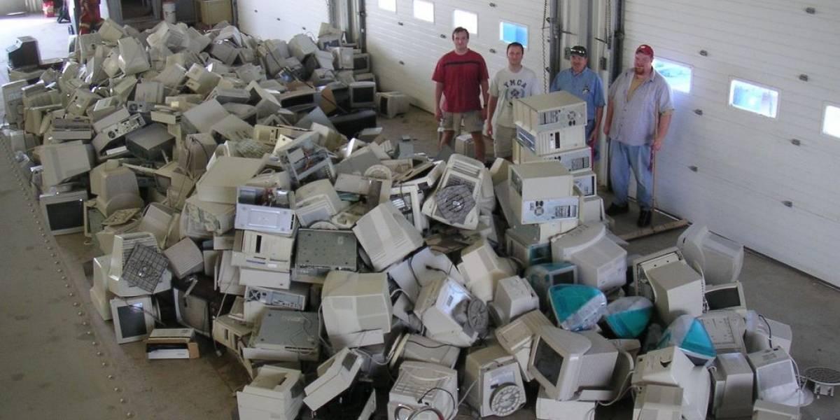 Argentina: Campaña de donación y reciclado de computadoras en la Ciudad de Buenos Aires