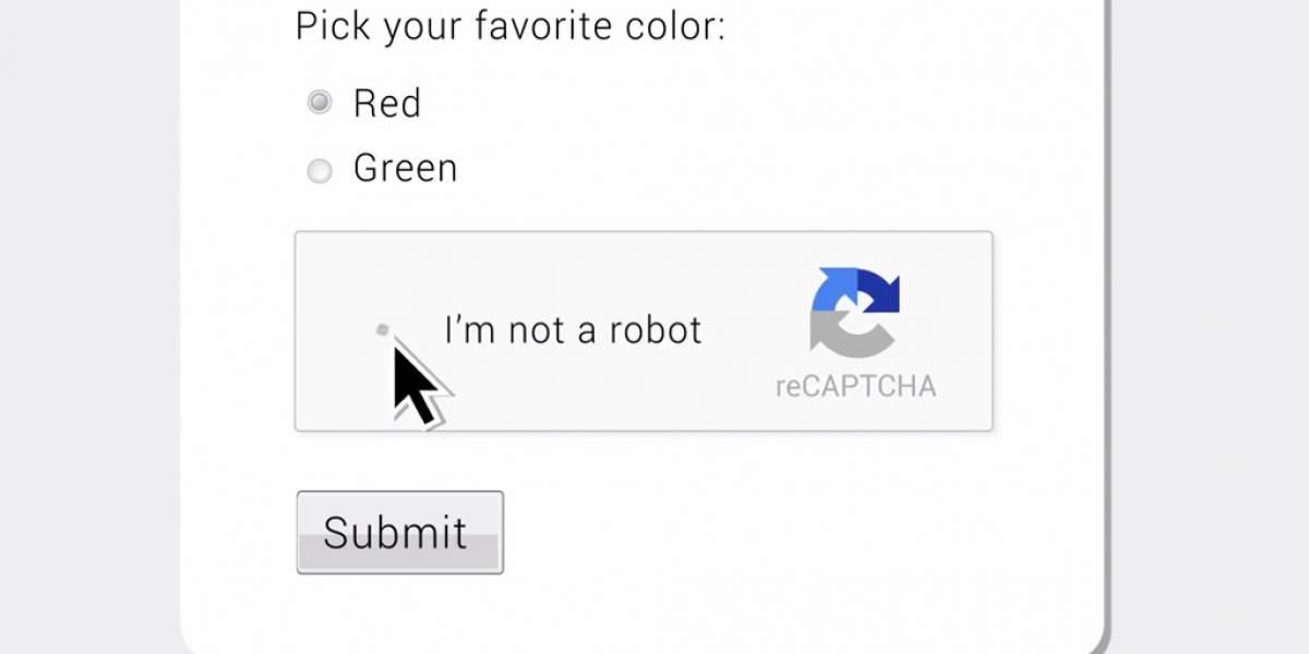 Google revela el nuevo sistema de verificación de reCaptcha