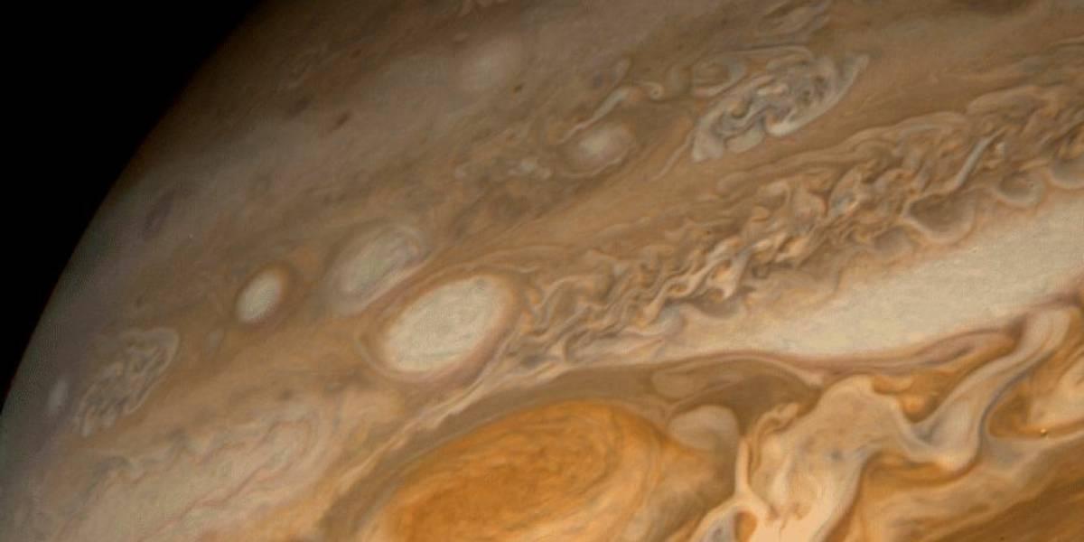 Júpiter se estaría autodestruyendo