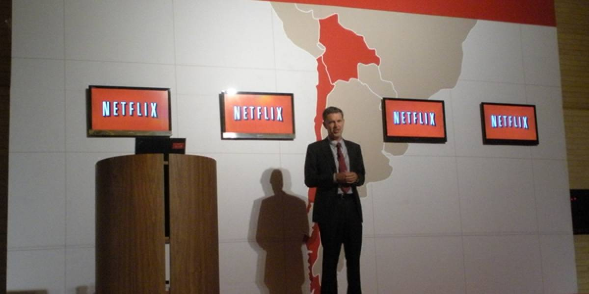 FW Interviú: Reed Hastings, CEO de Netflix