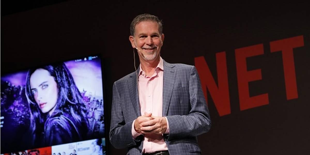 """Fundador de Netflix: """"En 30 años la TV tradicional se habrá acabado"""""""