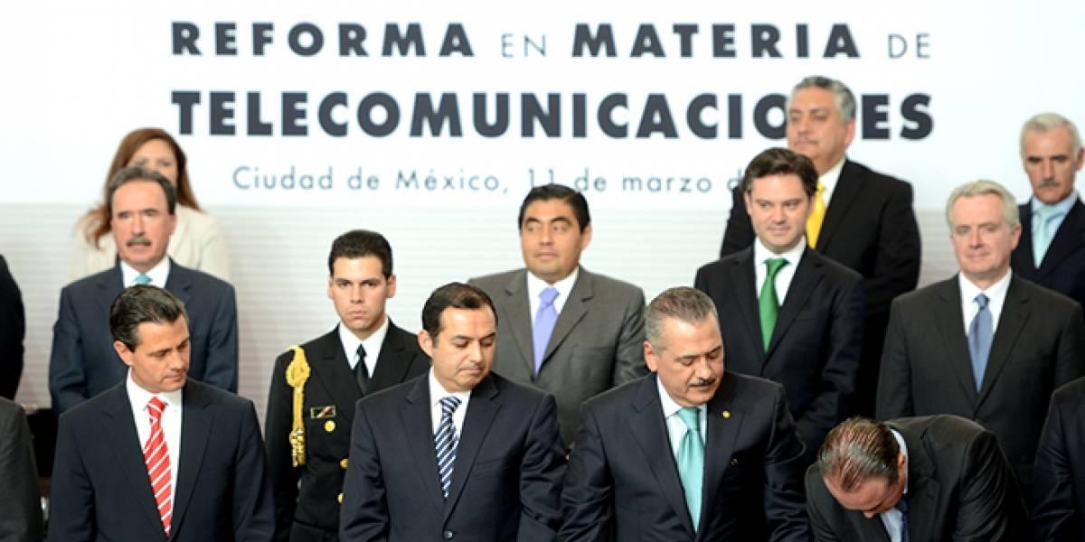 México: Intereses políticos deben alejarse de las telecomunicaciones, dice OCDE
