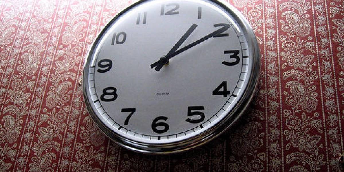 Chile: Recuerda que cambia la hora este fin de semana