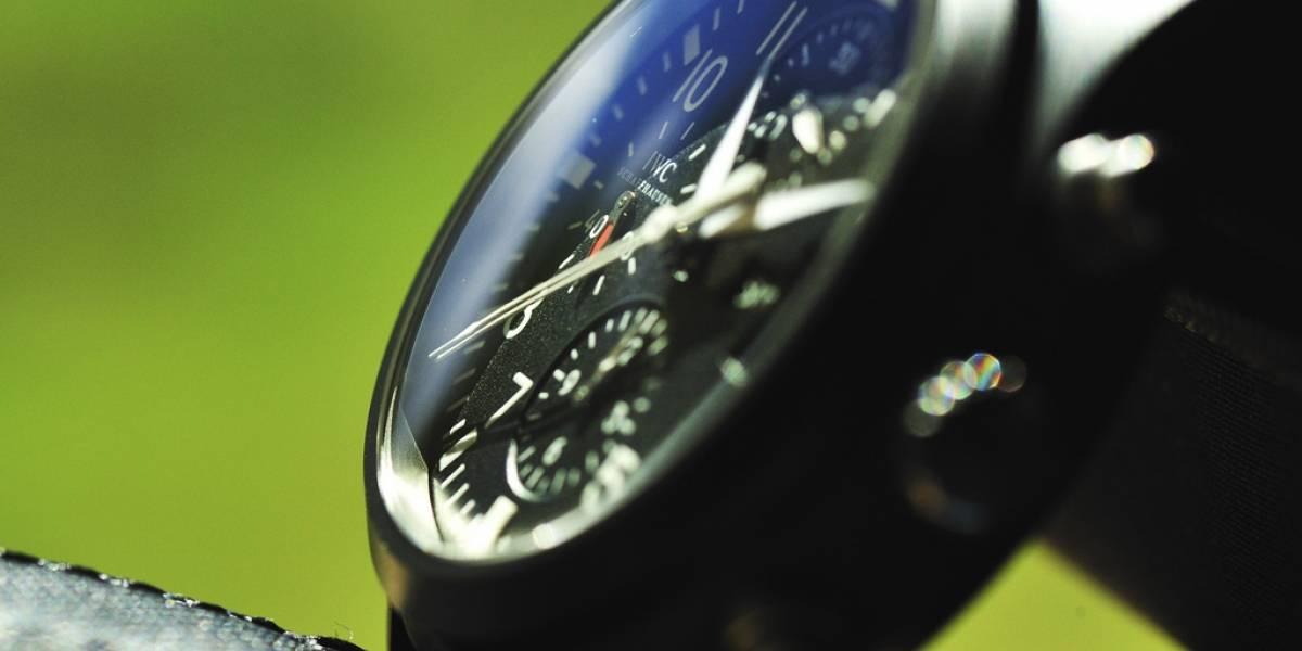 Microsoft prueba prototipo de su reloj inteligente con pantalla de 1,5 pulgadas