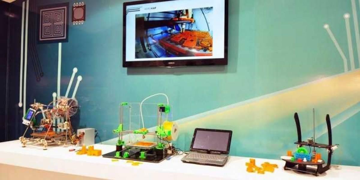 Ministerio de Industria financió el desarrollo de una impresora 3D en Argentina