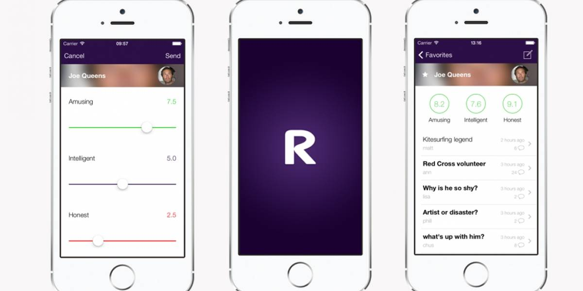 Reput, una red social para evaluar personas [FW Startups]
