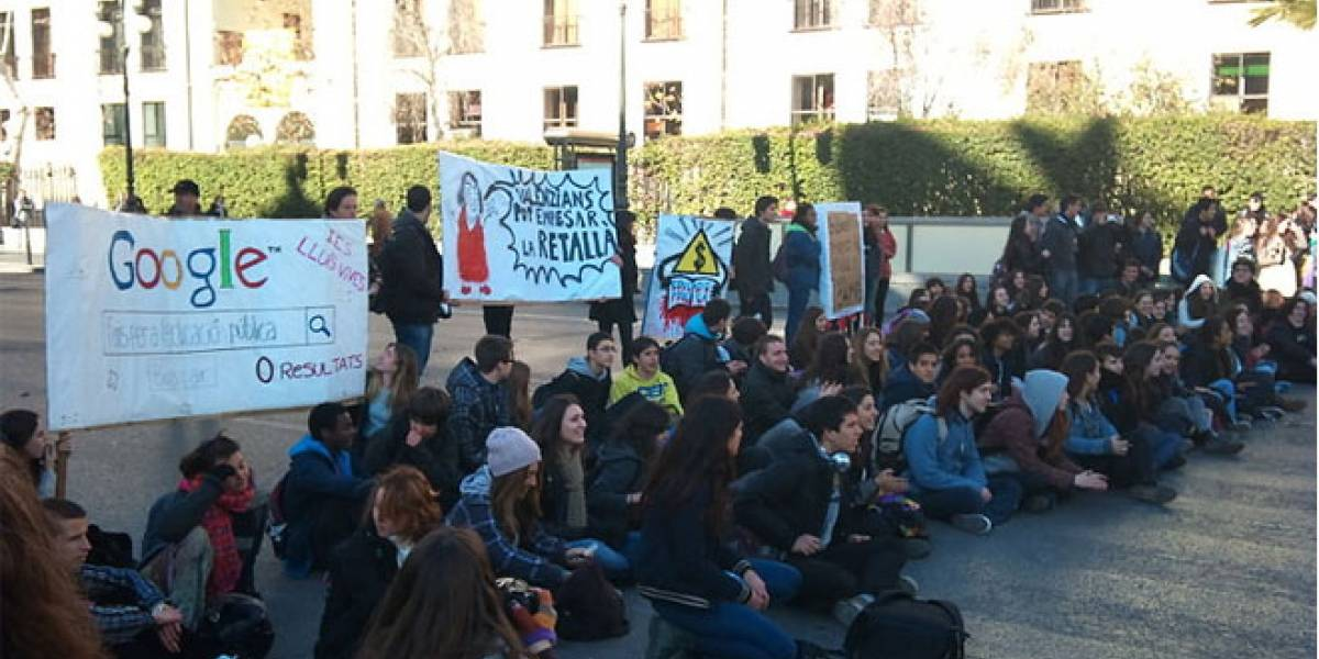 #HolaDictadura: Usar Internet para convocar protestas puede llevarte a la cárcel en España