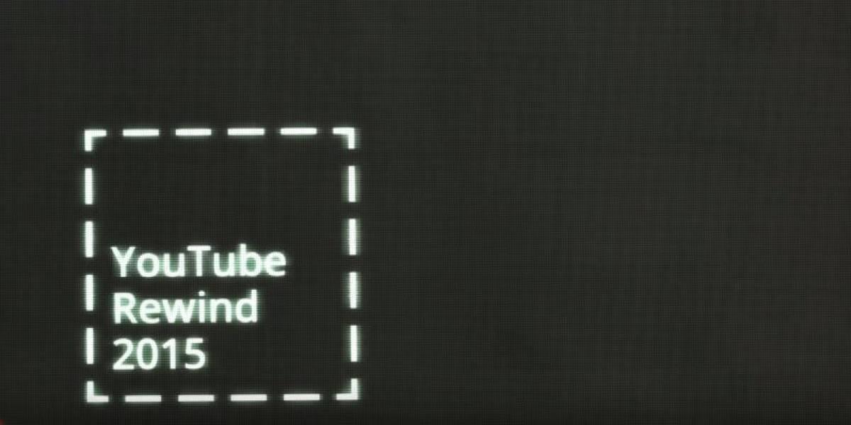 Esto es fue lo mejor de YouTube durante el 2015