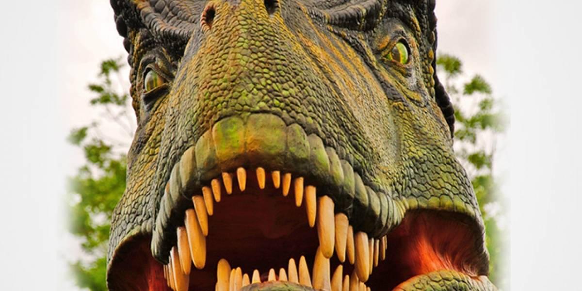 """Sujeto se cambia de nombre a """"Tiranosaurio Rex"""""""