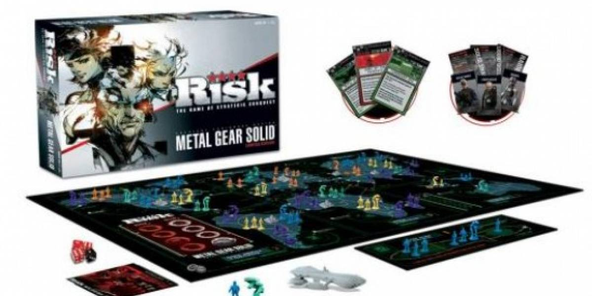 El RISK de Metal Gear Solid