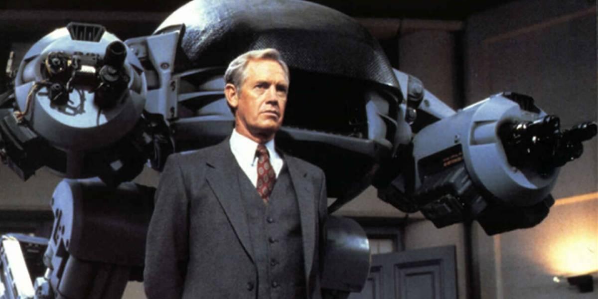 Compra tu propio ED-209 para defenderte de RoboCop por sólo US$ 25.000