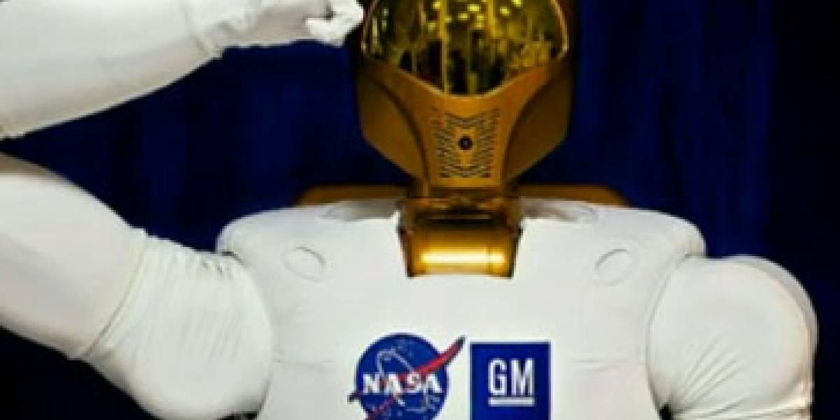 Robonaut 2 despegará a la Estación Espacial la próxima semana