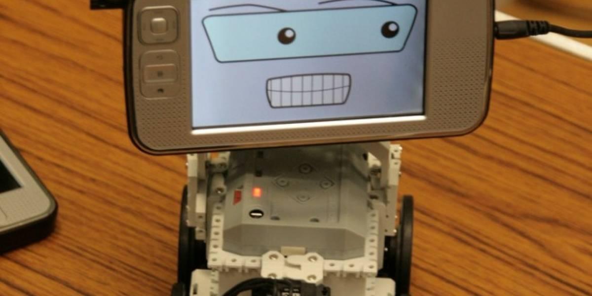 Fábrica de Robots del Dr. Fluff permite a niños imprimir juguetes en 3D