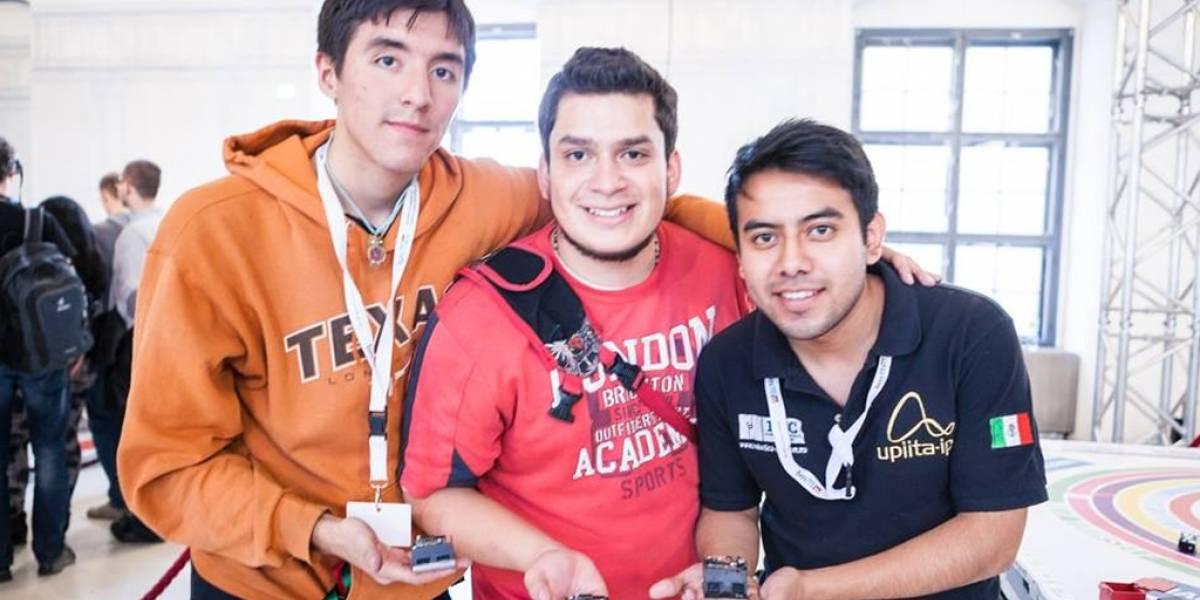 México arrasa con el RobotChallenge de Viena