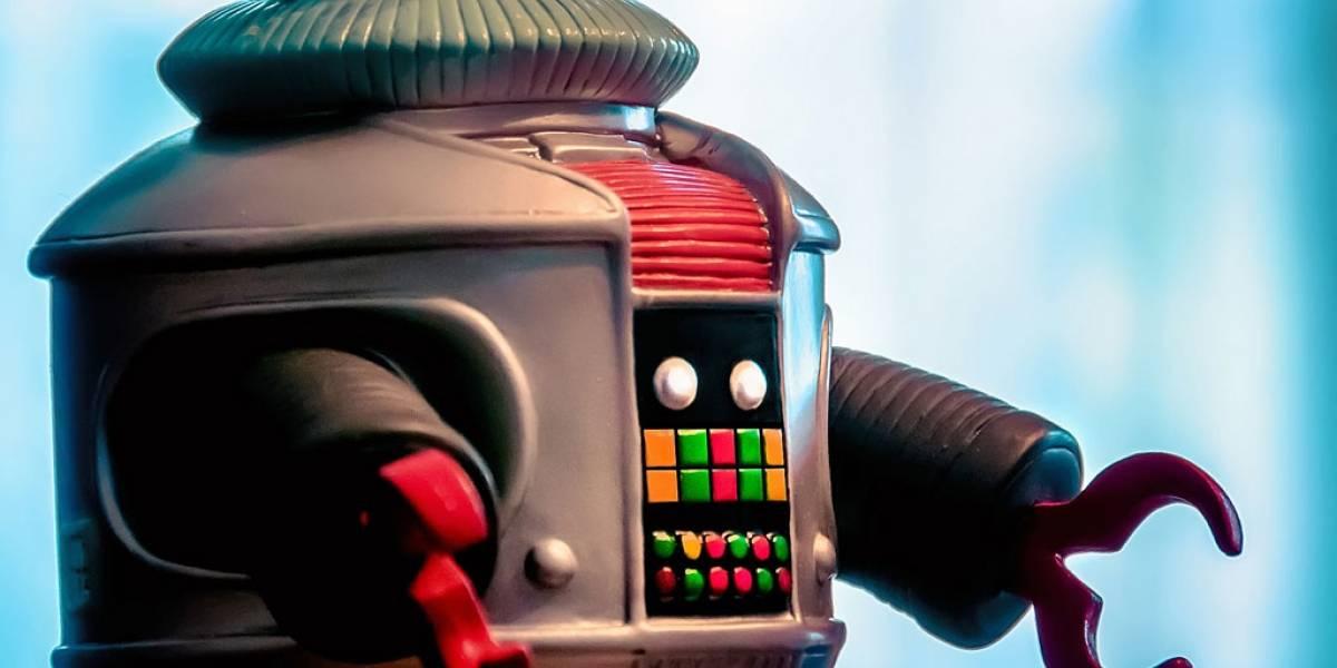 NASA patentará diseño de robots espaciales amorfos