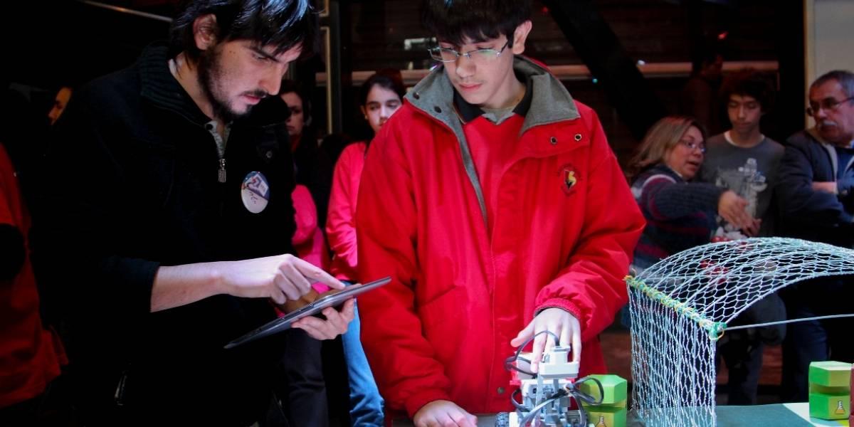 Taller de robótica para niños acepta inscripciones hasta el 16 de octubre