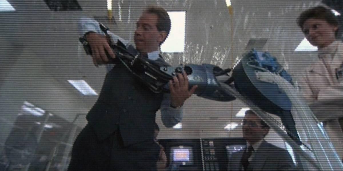 Desarrollan una mano robótica para... estrechar la mano humana