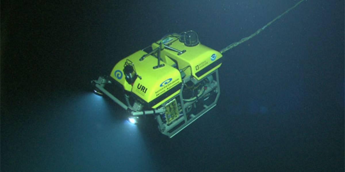 México: Robot subacuático investigará las costas del Golfo de México