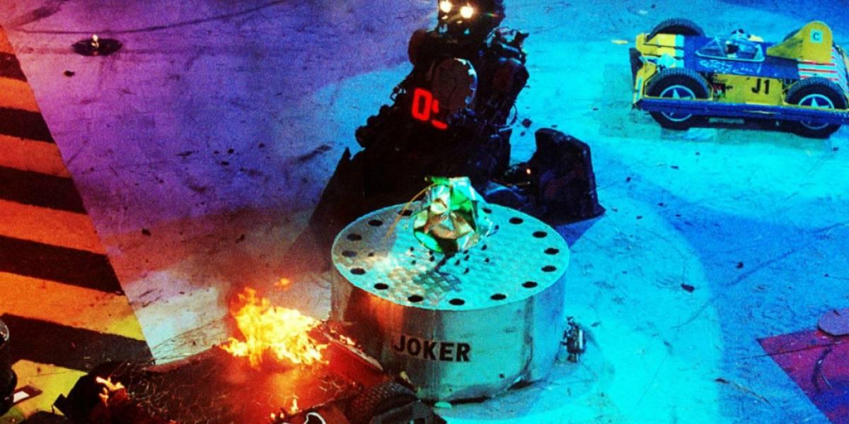 Robot Wars regresa a la TV después de más de una década