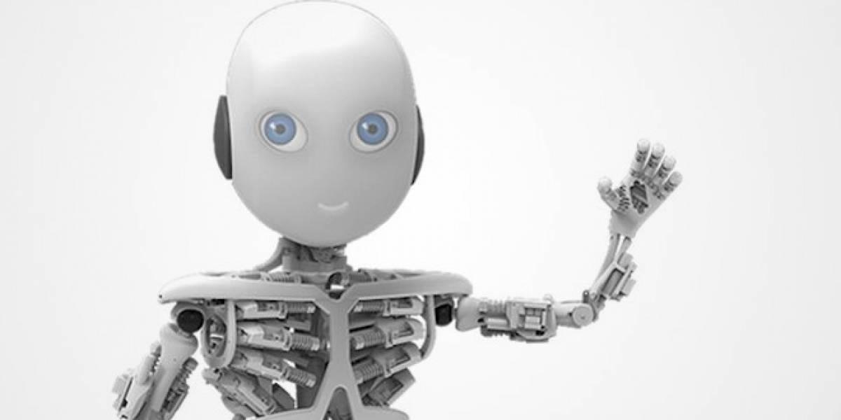 "Roboy, el niño robot que ""nacerá"" en 9 meses"