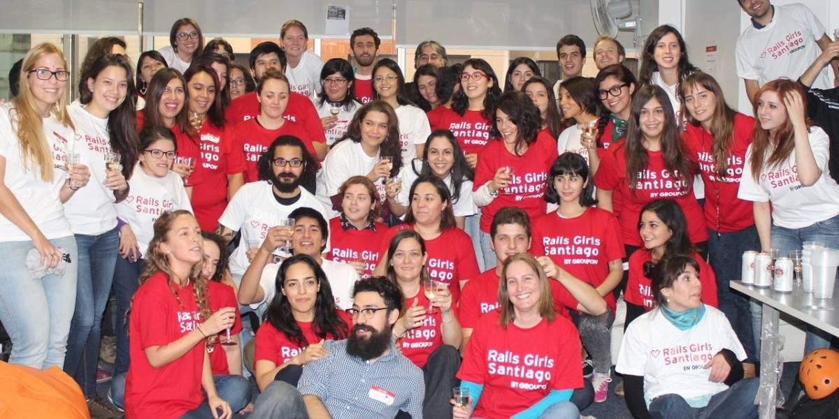 Rails Girls Chile: un evento para acercar a las mujeres a la tecnología