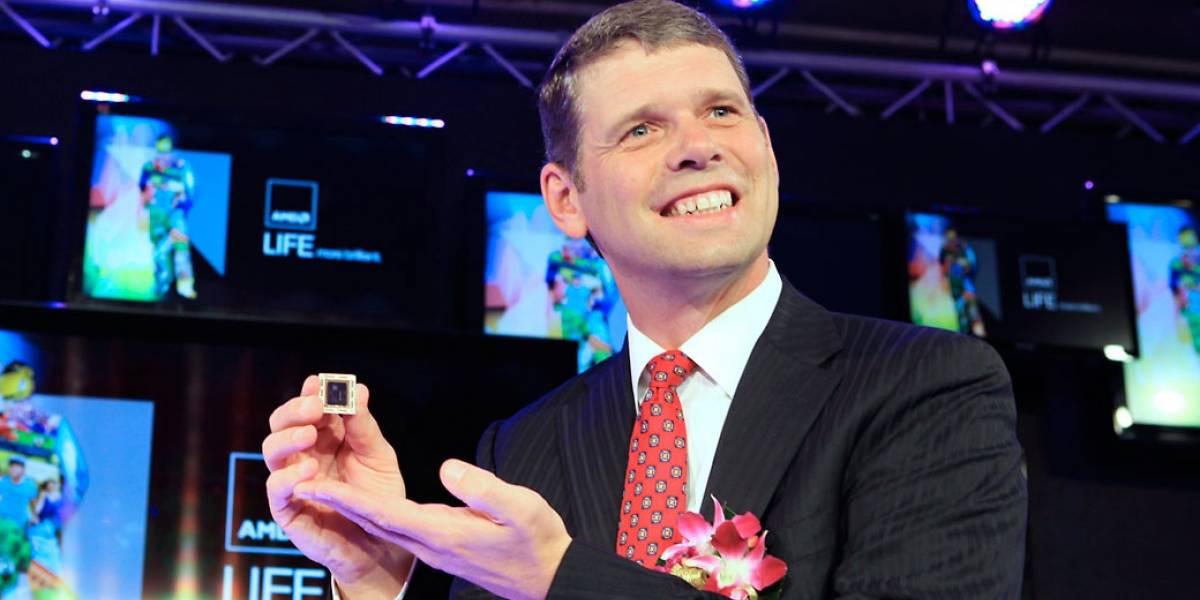 AMD anota ganancias financieras hacia finales de 2013 y promete un año 2014 positivo