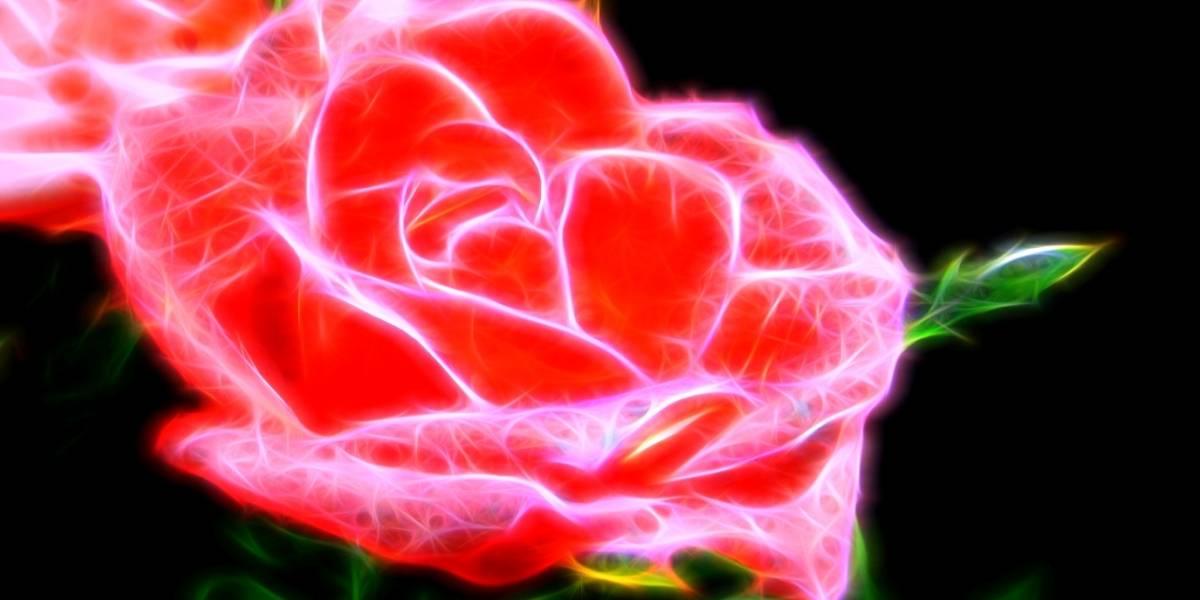 Científicos crean la primera flor biónica