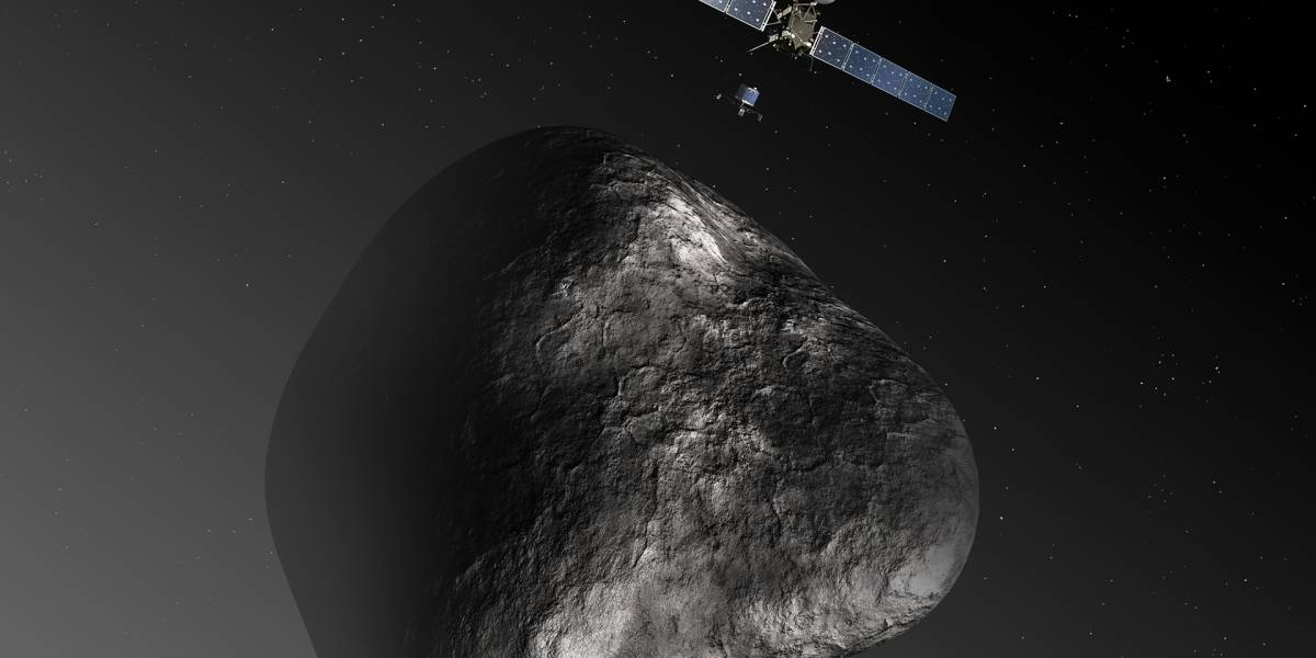 Europeos buscan ser los primeros en aterrizar en un cometa el próximo 11 de noviembre