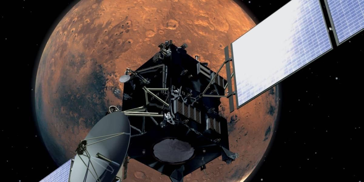 Sonda Rosetta encuentra oxígeno en un cometa