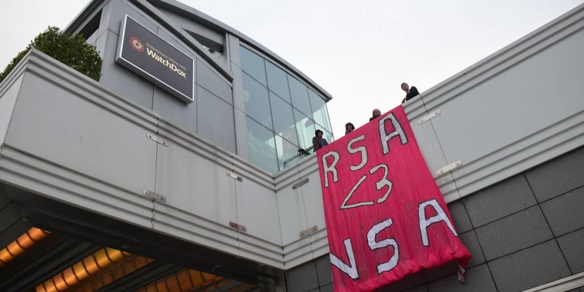 Fantasma de Edward Snowden ronda la conferencia de seguridad de RSA