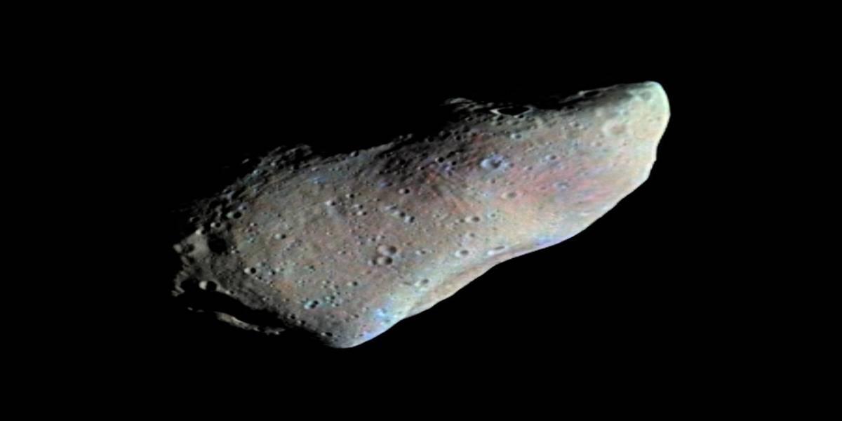Todos los asteroides conocidos, en un vídeo