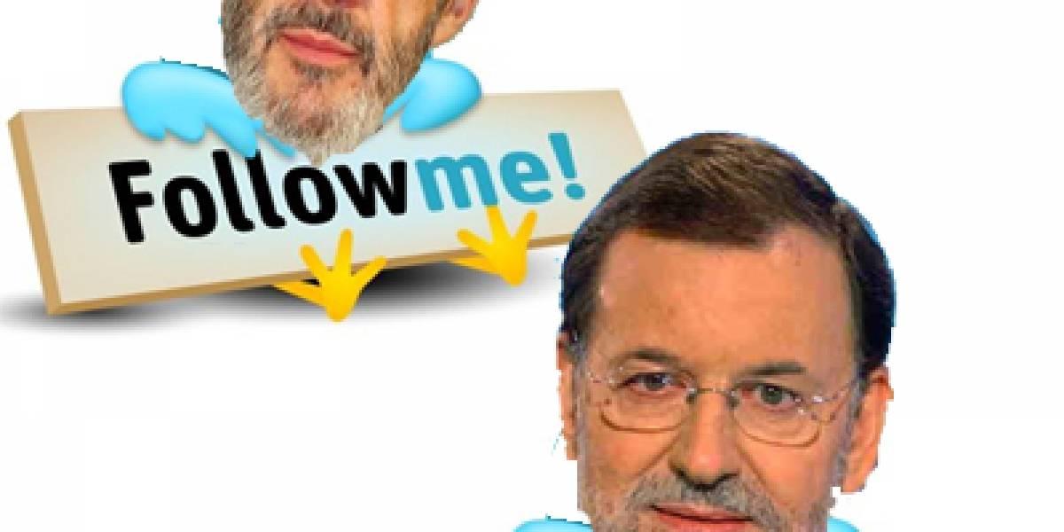 Twitter será campo de batalla electoral en España