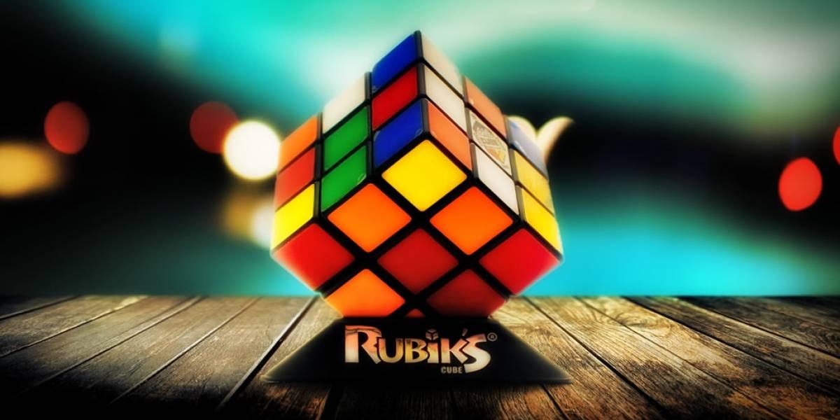 Construyen robot capaz de resolver un cubo rubik en casi 1 segundo