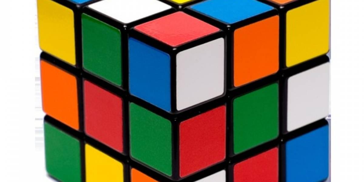 Nuevo récord mundial de Cubo Rubik