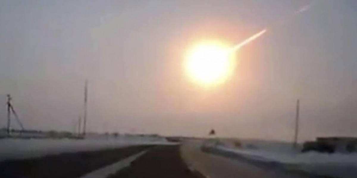 Recuperan trozo de 570 kilos del meteorito de Chelyabinsk del fondo de un lago ruso