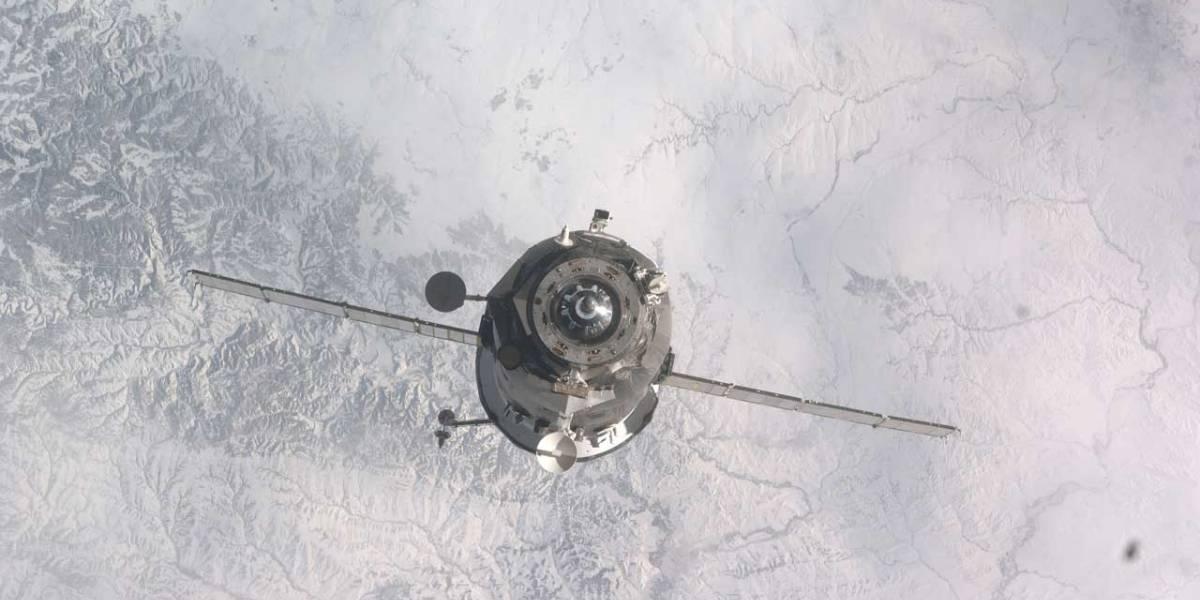 Hay una cápsula rusa sin control en el espacio