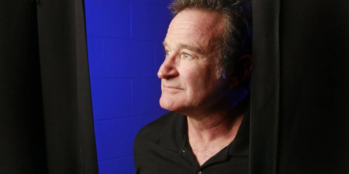 Circula en redes sociales un video falso con la supuesta despedida de Robin Williams