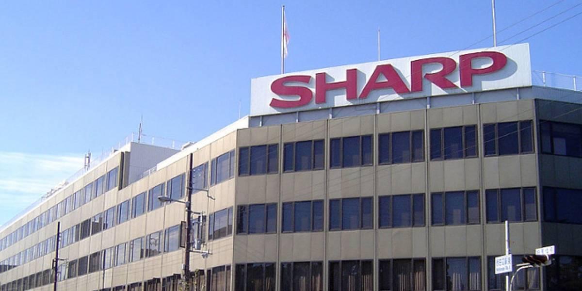 Sharp despedirá a 5.000 trabajadores