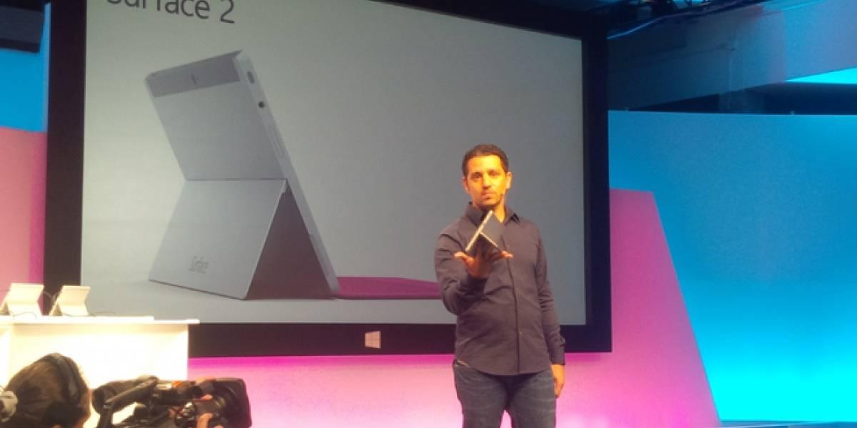 A Microsoft se le está agotando el stock de la Surface Pro 2