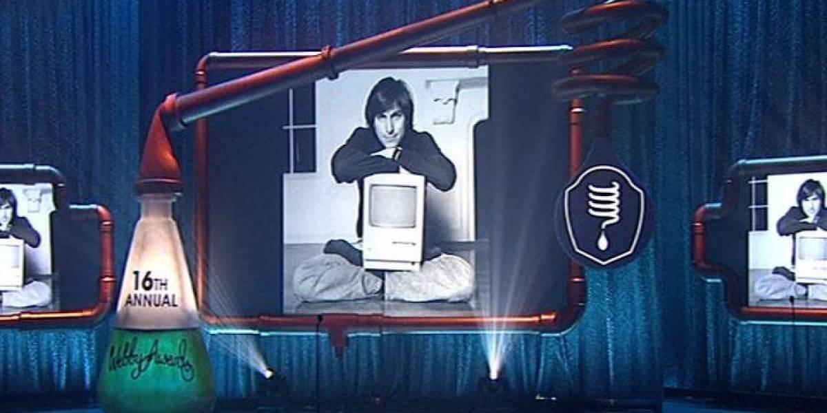 Obama y celebridades conmemoran a Jobs en la entrega de los Webby Awards
