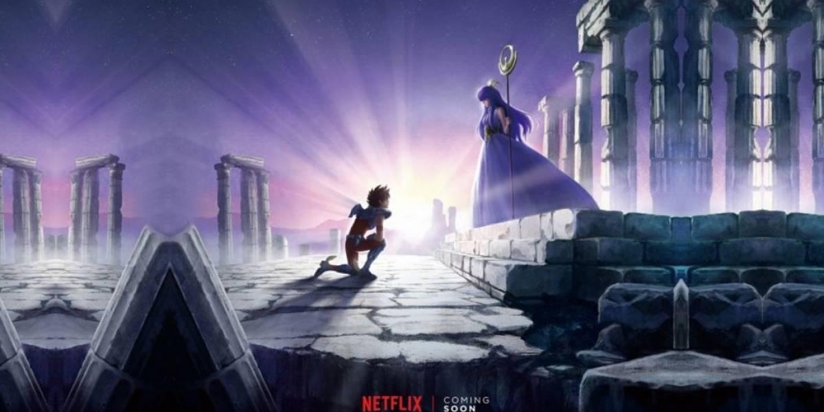 Netflix prepara un remake de Los Caballeros del Zodiaco