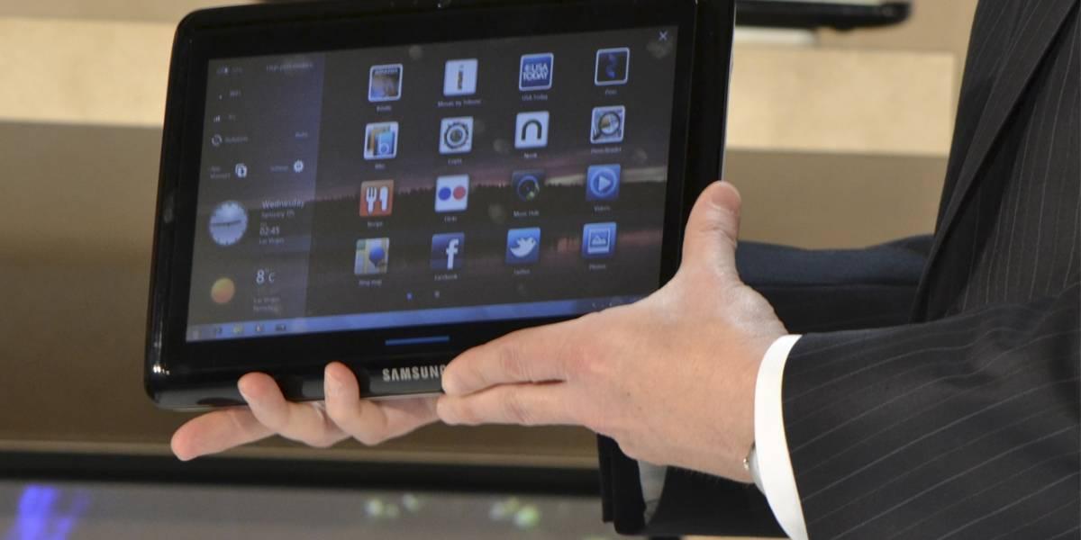 Samsung sufre un robo de USD$36 millones en Brasil