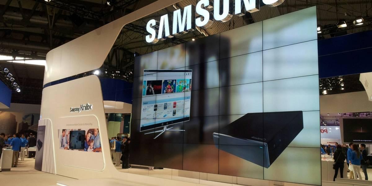 Samsung anuncia ganancias récord por USD$9.560 millones en el tercer trimestre