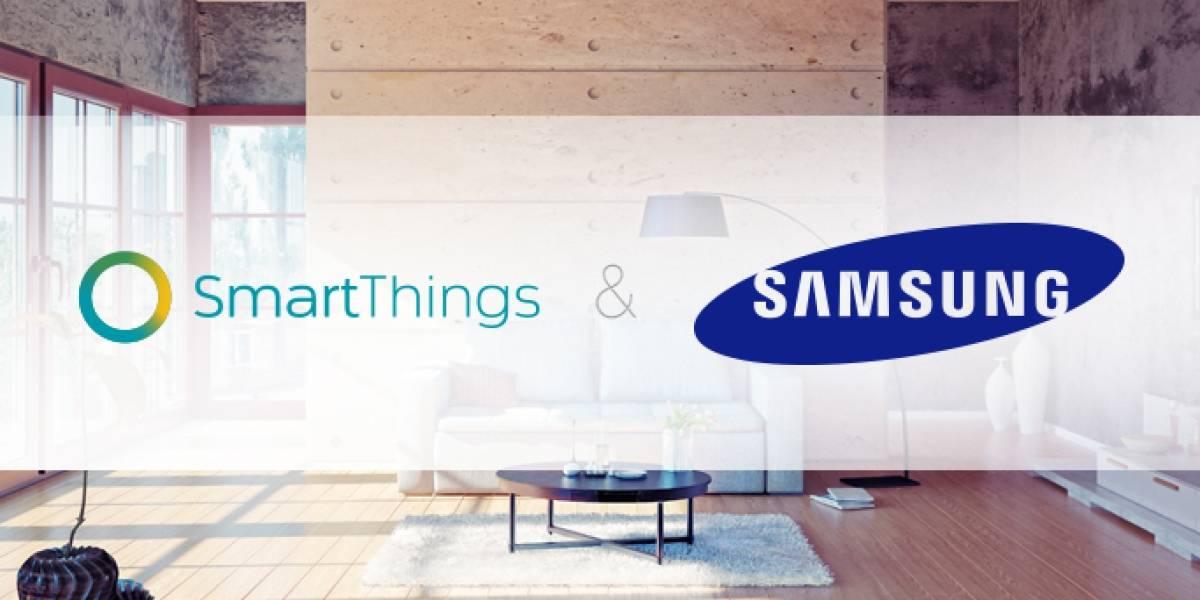 Samsung compra la empresa de domótica SmartThings